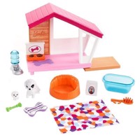 Barbie  Indoor Furniture  Dog House Playset FXG34