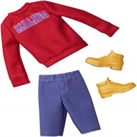 Barbie  Ken Clothes  Malibu FXJ42