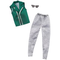 Barbie - Ken Clothes - Pants, Shirt and Sunglasses (GHX49)
