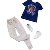 Barbie  Ken Clothes  Tiger Shirt FXJ41