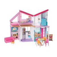 Barbie Malibu house playset fxg57