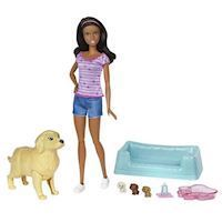 Barbie Newborn Puppy39s