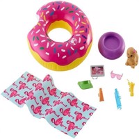 Barbie  Outdoor Furniture  Donut Floatie FXG38