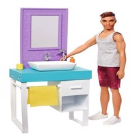 Barbie  Shaving Ken Doll (FYK53)