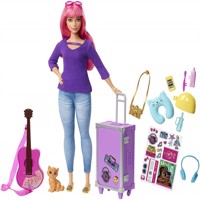 Barbie  Travel Daisy FWV26