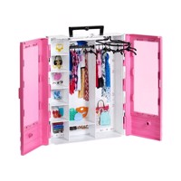 Barbie - Ultimate Closet w/6 hangers (GBK11)