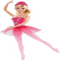Barbie  You Can Be Anything  Ballerina Doll  Pink DHM42