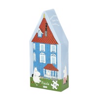Barbo toys puzzle moomin house deco puzzle