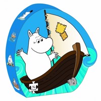 Barbo toys puzzle moomin thesea