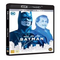 Batman 1989 4K Blu-ray