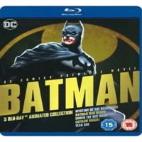 Batman Animated Collection Blu-ray
