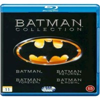 Batman Collection Blu-ray