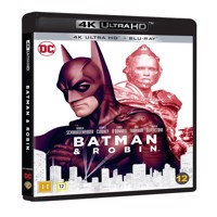 Batman  Robin 4K Blu-ray