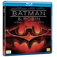 Batman robin Blu-Ray