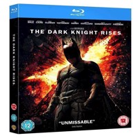 Batman  The Dark Knight Rises Blu-ray