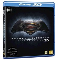 Batman Vs Superman  Dawn of justice 3D Blu-ray