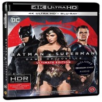 Batman V Superman: Dawn Of Justice - (4K Ultra HD + Blu-ray)