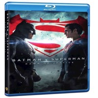 Batman Vs Superman  Dawn of justice Blu-ray