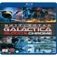 Battlestar Galactica Blood  Chrome  Blu-ray