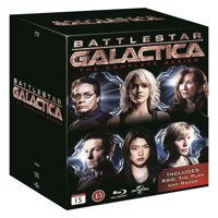 Battlestar Galactica  The Complete Series 22 discBlu-ray