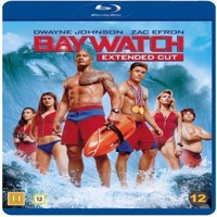 Baywatch Dwayne Johnson Blu-ray
