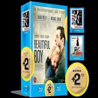 Beautiful Boy bonus movies  Farewell  Manhunt Blu-ray
