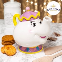 Beauty And The Beast Fru Potts Teapot