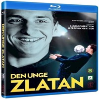 Becoming Zlatan / Den unge Zlatan Blu-ray