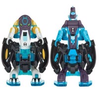Ben 10 - Omni Launch Figure 2 pack - Pack 3