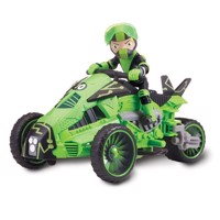 Ben 10 - Rustbuggy w/ Exclusive Figur -