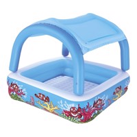 Bestway Childrens Swimmingpool With Sunroof