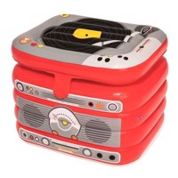 Bestway Inflatable Coolbox Record player, 31 liters