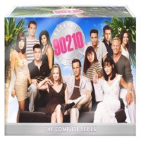 Beverly Hills 90210 The Complete Series 71 disc  DVD
