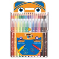 BIC Kids Color Set, 30 pcs.