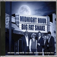 Big Fat Snake  Midnight Hour Live   CD  DVD