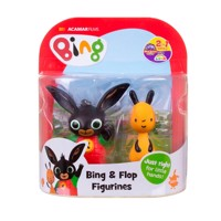 Bing play figures - Bing & Flop