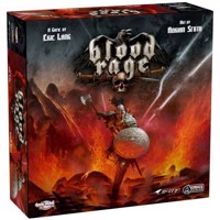 Blood Rage Boardgame