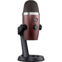 Blue Microphone Yeti Nano  Onyx Red - PC