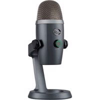Blue Microphone Yeti Nano  Shadow Grey - PC
