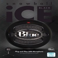 Blue  Snowball ICE Black - PC