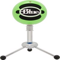 Blue  Snowball Neon Green - PC