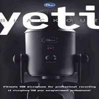 Blue  Yeti Blackout - PC