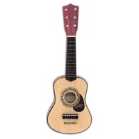 Bontempi Wooden Guitar, 55cm