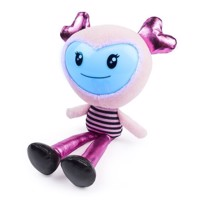Brightlings  Interactive Singing Plush  Pink