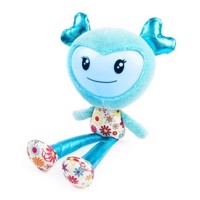 Brightlings  Interactive Singing Plush  Teal