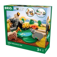 Brio Safari Adventureset