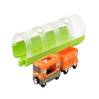 BRIO  Cargo Train and Tunnel