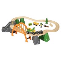 BRIO  Lumber Loading Set 33789