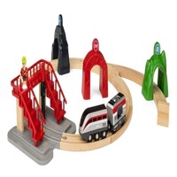 BRIO - SMART Engine Set with Action Tunnels (33873)