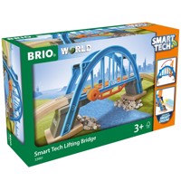 Brio Smart Tech Lifting Bridge